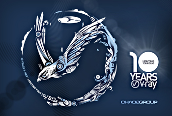 V-Ray 10th Anniversary