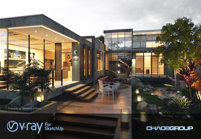 V-Ray 2.0 for SketchUp